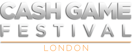 Cash Game Festival Logo London