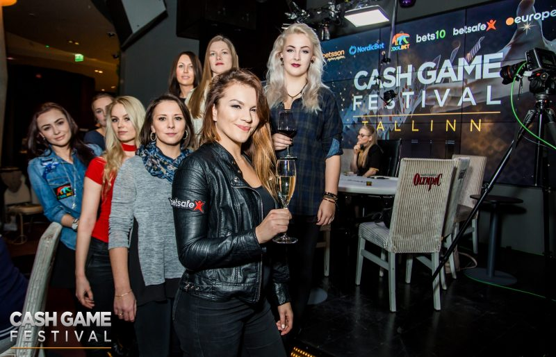 poker, cash game, poker ladies, Tallinn, Twitch