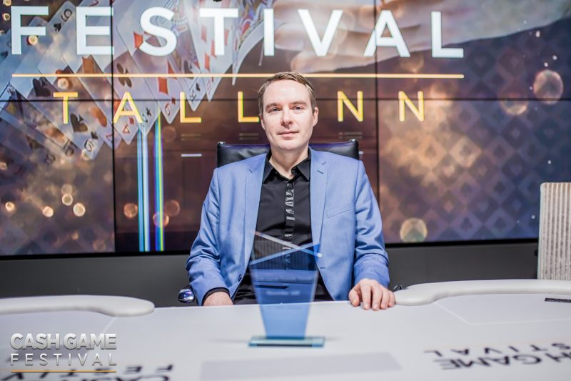 cash games, poker, Tallinn, Twitch