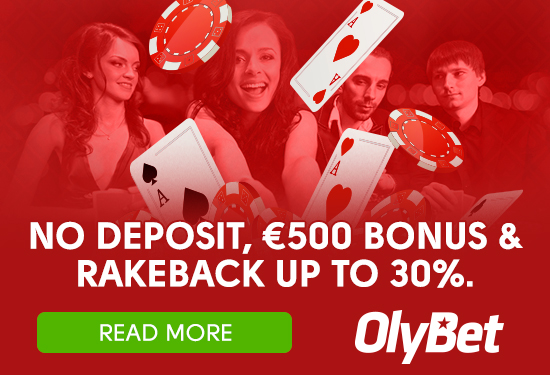 OlyBet Cash Game Festival